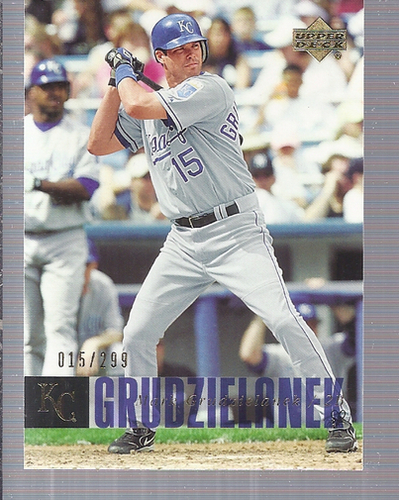 Photo of 2006 Upper Deck Gold #645 Mark Grudzielanek /299