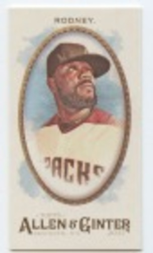 Photo of 2017 Topps Allen and Ginter Mini #309 Fernando Rodney
