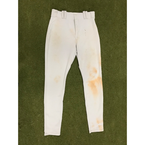 Photo of Game-Used Pants: Derek Dietrich (Size 34-40-36)
