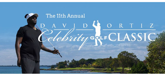 VIP STATUS AT THE 11TH ANNUAL DAVID ORTIZ CELEBRITY GOLF CLASSIC IN THE DOMINICAN ...