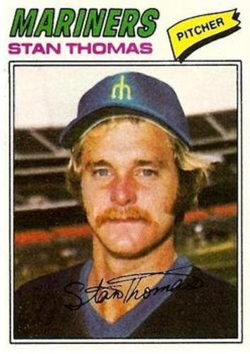 Photo of 1977 Topps #353 Stan Thomas