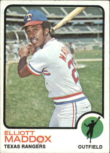 Photo of 1973 Topps #658 Elliott Maddox