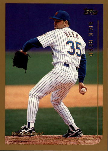 Photo of 1999 Topps #53 Rick Reed