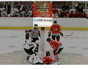 CME Group Bench Seats - Thu., Feb. 25 @ 7:00 p.m. Chicago Blackhawks vs. Nashville Predators