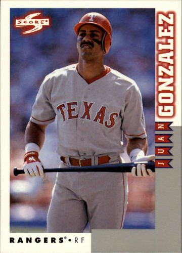 Photo of 1998 Score Rookie Traded #2 Juan Gonzalez
