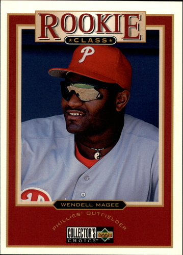 Photo of 1997 Collector's Choice #14 Wendell Magee