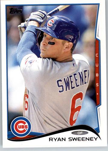 Photo of 2014 Topps #93 Ryan Sweeney