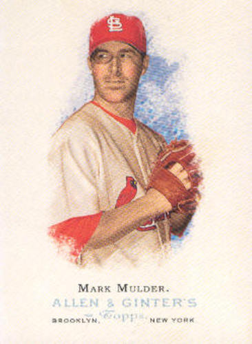 Photo of 2006 Topps Allen and Ginter #146 Mark Mulder