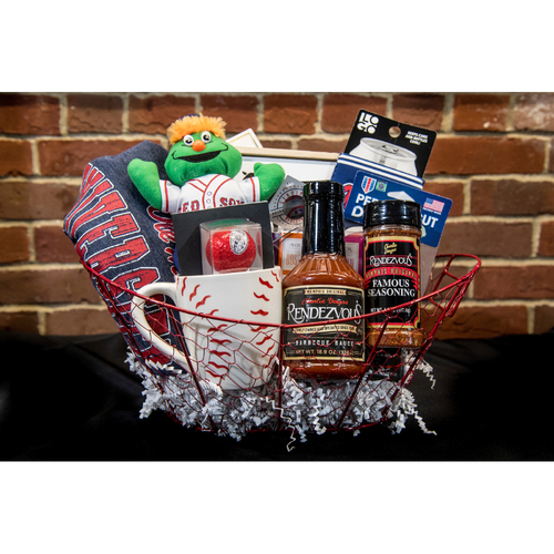Photo of Red Sox Wives' Hurricane Harvey Basket Auction: Drew Pomeranz Basket