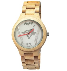 Maple Wood Watch by Maron Enterprises Inc.
