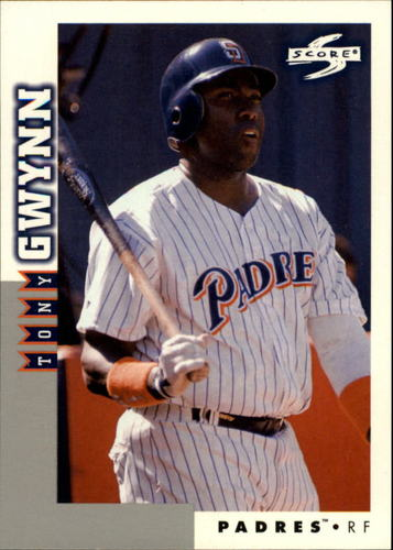 Photo of 1998 Score Rookie Traded #9 Tony Gwynn