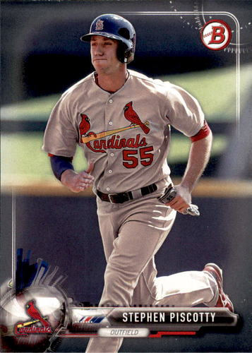 Photo of 2017 Bowman #13 Stephen Piscotty