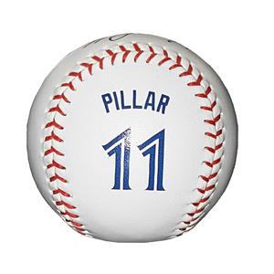 Toronto Blue Jays Kevin Pillar Baseball by Rawlings