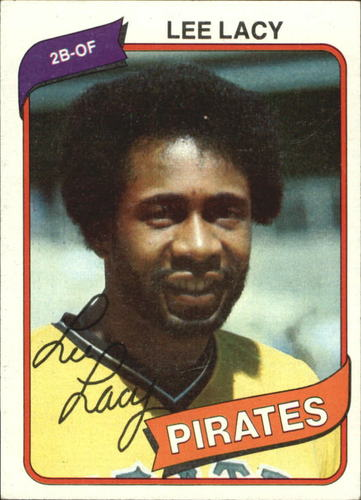 Photo of 1980 Topps #536 Lee Lacy
