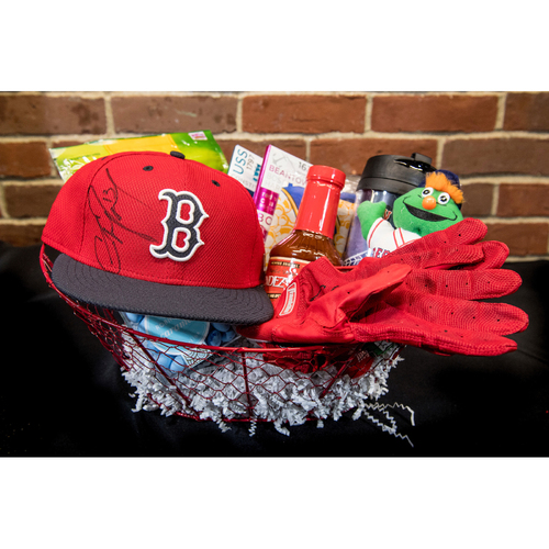 Photo of Red Sox Wives' Hurricane Harvey Basket Auction: Hanley Ramirez Basket