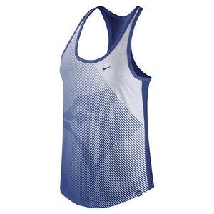 Toronto Blue Jays Women's Triblend Racerback Premier Tank by Nike