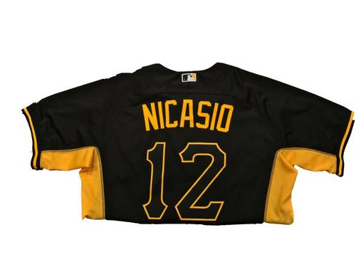 Juan Nicasio Team-Issued 2016 Batting Practice Jersey