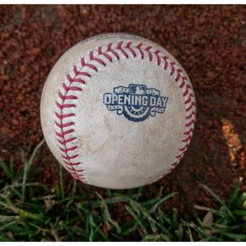 Colorado Rockies Opening Day Baseball