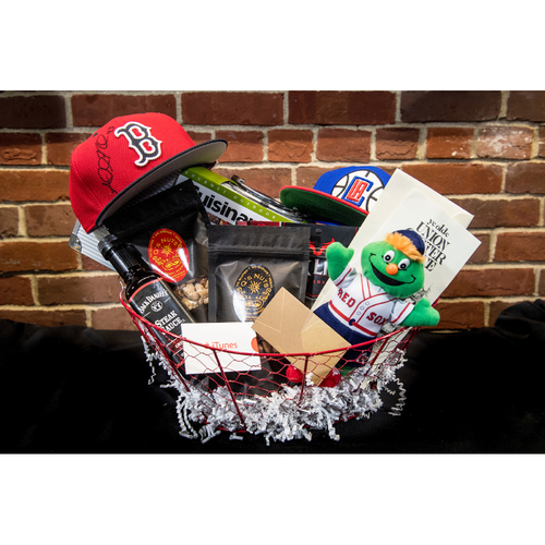 Photo of Red Sox Wives' Hurricane Harvey Basket Auction: Addison Reed Basket