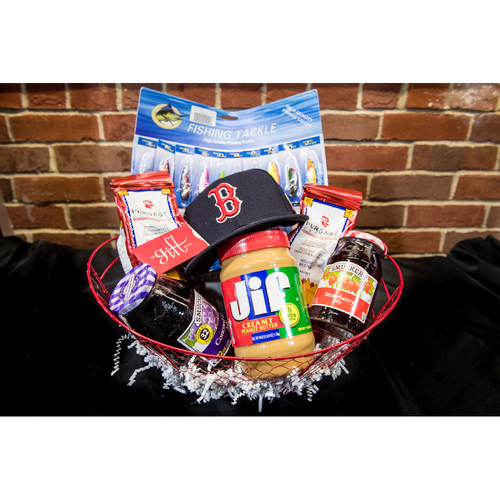 Photo of Red Sox Wives' Hurricane Harvey Basket Auction: Eduardo Rodriguez Basket