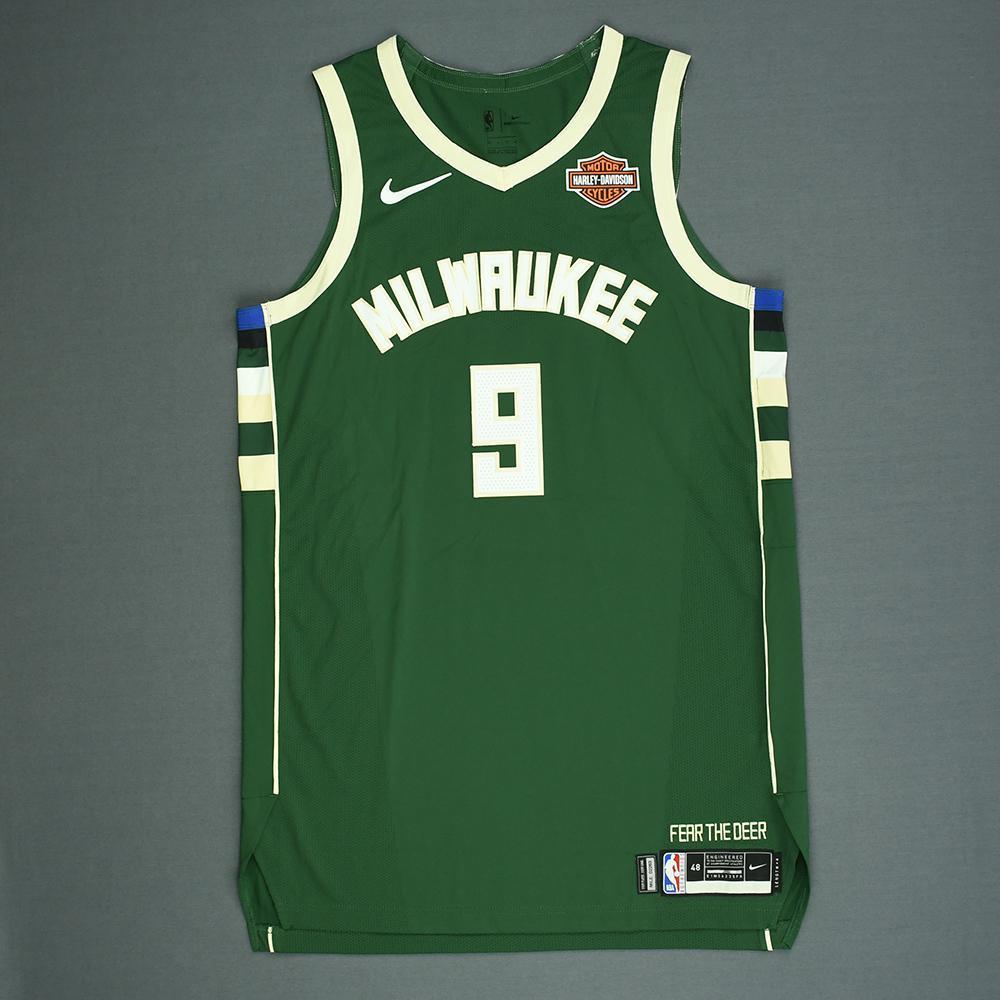 Donte DiVincenzo - Milwaukee Bucks - 2018 NBA Draft - Autographed Jersey