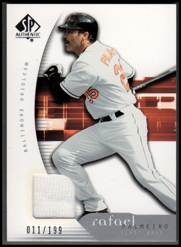 Photo of 2005 SP Authentic Jersey #77 Rafael Palmeiro