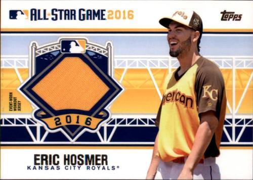 Photo of 2016 Topps Update All-Star Stitches #ASTITEH Eric Hosmer