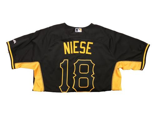 Photo of Jon Niese Team-Issued 2016 Batting Practice Jersey