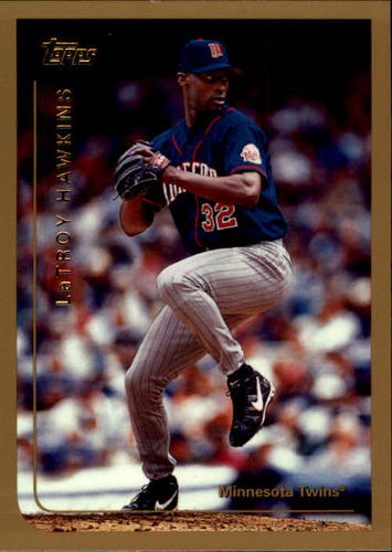 Photo of 1999 Topps #169 LaTroy Hawkins