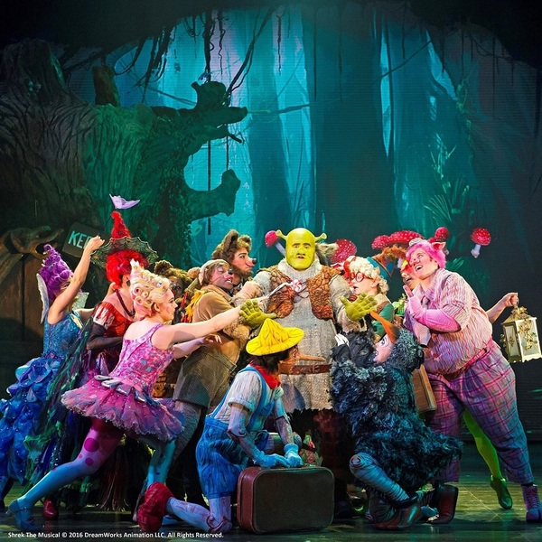 Photo of Shrek The Musical + Backstage Tour with Stay at Conrad Macao - China - July 29, 2016