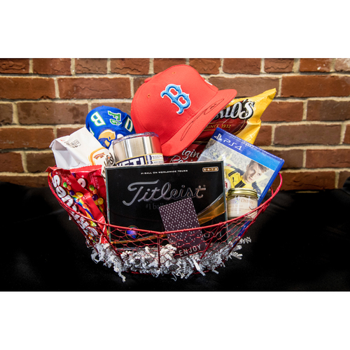 Photo of Red Sox Wives' Hurricane Harvey Basket Auction: Chris Sale Basket