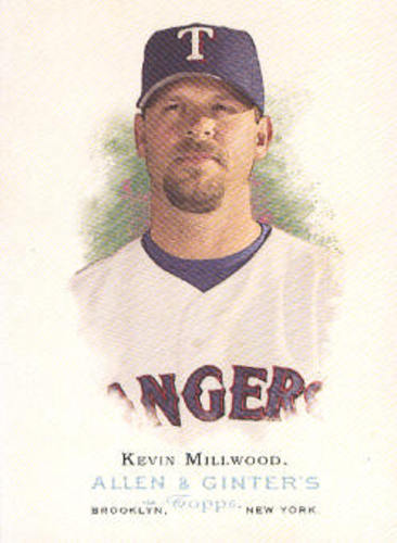 Photo of 2006 Topps Allen and Ginter #178 Kevin Millwood