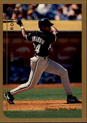 Photo of 1999 Topps #173 Mike Cameron