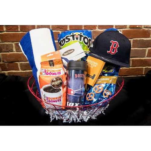 Photo of Red Sox Wives' Hurricane Harvey Basket Auction: Robby Scott Basket