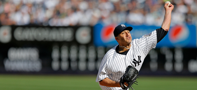 DINNER EXPERIENCE IN NYC WITH FORMER NEW YORK YANKEE ANDY PETTITTE