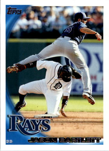 Photo of 2010 Topps #438 Jason Bartlett