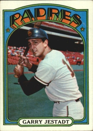 Photo of 1972 Topps #143 Garry Jestadt