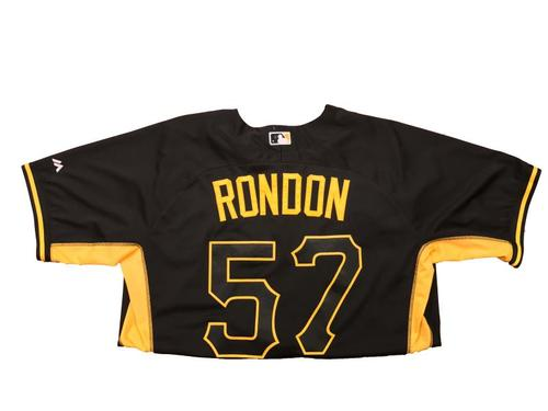 Photo of Jorge Rondon Team-Issued 2016 Batting Practice Jersey