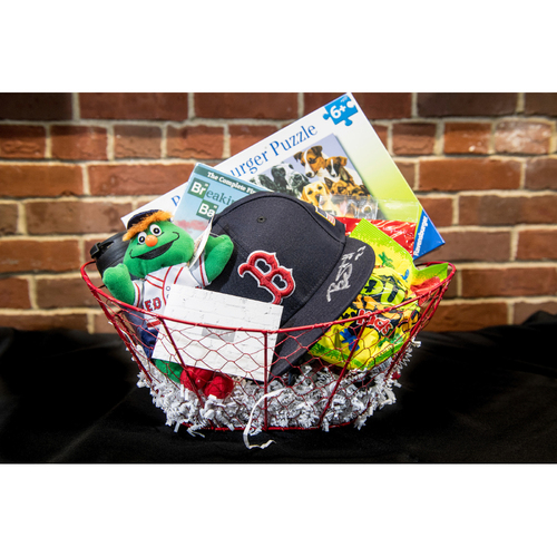 Photo of Red Sox Wives' Hurricane Harvey Basket Auction:  Blake Swihart Basket