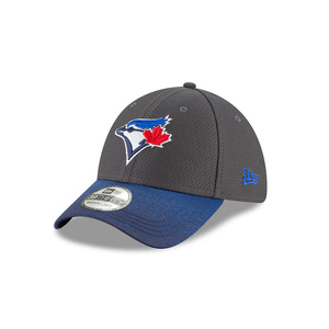 Toronto Blue Jays Visor Blur Stretch Cap by New Era