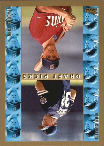 Photo of 1998 Topps #494 Michael Cuddyer RC