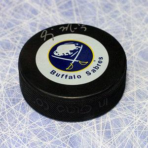 Craig Muni Buffalo Sabres Autographed Hockey Puck