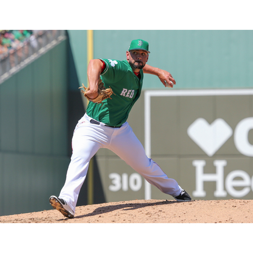 Photo of Red Sox Foundation St. Patrick's Day Jersey Auction - Robby Scott Game-Used & Autographed Jersey