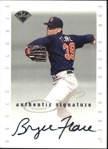 Photo of 1996 Leaf Signature Extended Autographs #53 Bryce Florie