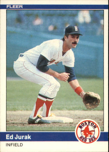 Photo of 1984 Fleer #402 Ed Jurak