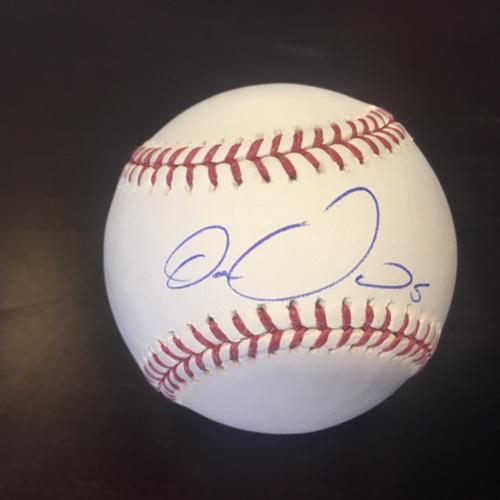 Photo of Giants Community Fund: Carlos Gonzalez Autographed Baseball