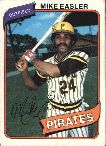 Photo of 1980 Topps #194 Mike Easler