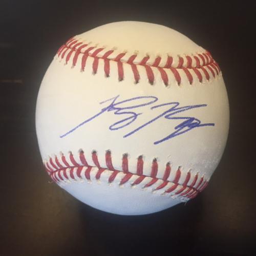 Photo of Giants Community Fund: Ryan Braun Autographed Baseball