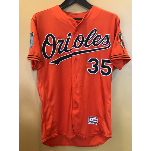 Photo of Brad Brach - Spring Training Jersey: Team-Issued