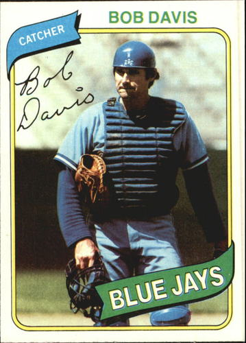 Photo of 1980 Topps #351 Bob Davis